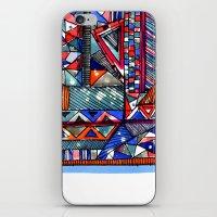 Tribal Texture iPhone & iPod Skin