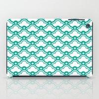 matsukata in emerald iPad Case