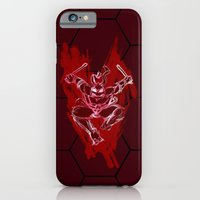 TMNT Rock: Raph iPhone 6 Slim Case