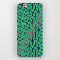Hey, Look Over There iPhone & iPod Skin