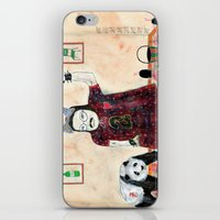 Special Room VI iPhone & iPod Skin