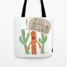 IM STILL DIFFERENT! Tote Bag
