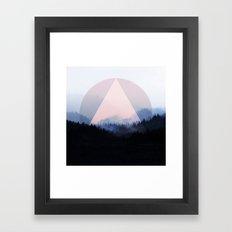 Woods 5X Framed Art Print