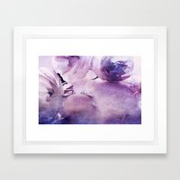 Where The Wild Roses Gro… Framed Art Print