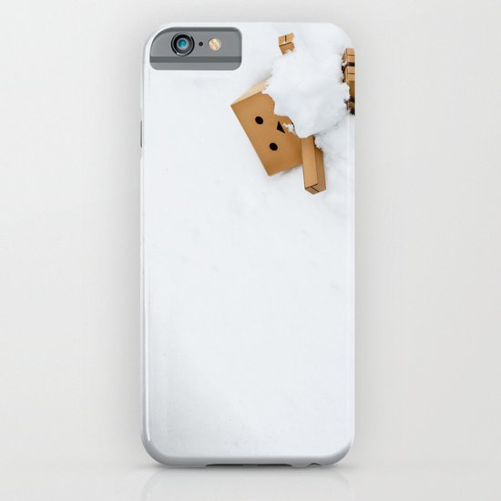 The Snowball Fight iPhone & iPod Case