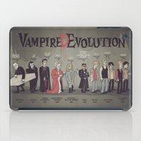 Vampire (D)Evolution iPad Case