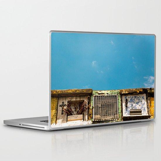 Rest in Peace#1 Laptop & iPad Skin