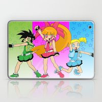 Power Puff Girls Z Laptop & iPad Skin