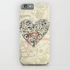 I Love Brompton Bikes Slim Case iPhone 6s