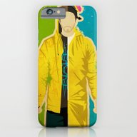 iPhone & iPod Case featuring Pinkman by The Art Of Danny Haa…