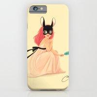 bunny mask iPhone 6 Slim Case
