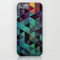 iPhone & iPod Case featuring dyyp tyyl by Spires