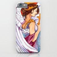 Giovanna - Art Nouveau Angel iPhone 6 Slim Case