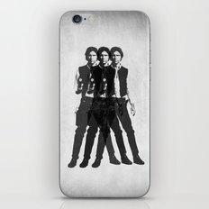 Triple Harrison  iPhone & iPod Skin