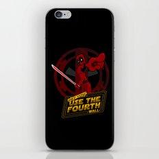 Hey you... yeah YOU! iPhone & iPod Skin