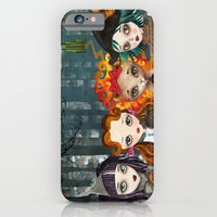 Oz Girls iPhone 6 Slim Case