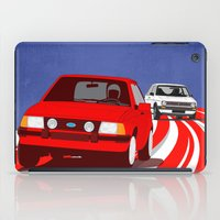 Hatch Dance iPad Case