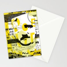 poe-try 4 Stationery Cards