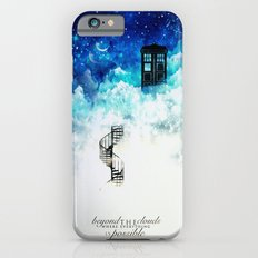 Beyond the clouds | Doctor Who iPhone 6 Slim Case