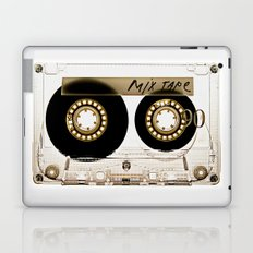 Classic retro transparent cassette tape iPhone 4 4s 5 5c, ipod, ipad, tshirt, mugs and pillow case Laptop & iPad Skin