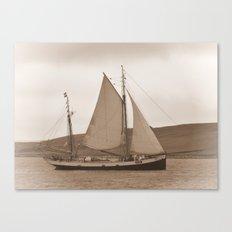 Tall Ship Tecla Canvas Print