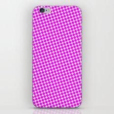 PINK DOT - SMALL - iPhone & iPod Skin