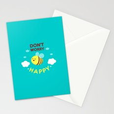 Buzzing life! Stationery Cards