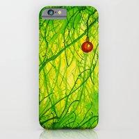 Green Christmas iPhone 6 Slim Case