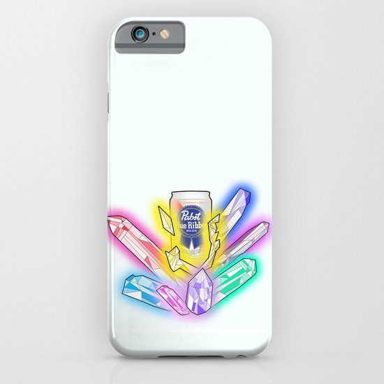 Party Crystals iPhone & iPod Case