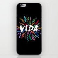 Vida iPhone & iPod Skin