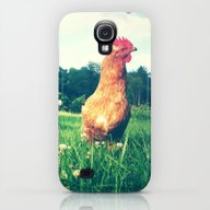 The Life Of A Chicken Galaxy S4 Slim Case