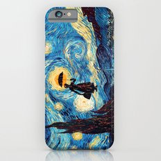 mary poppins Starry Night oil painting iPhone 4 4s 5 5c 6, pillow case, mugs and tshirt iPhone 6s Slim Case