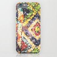 African Beadwork iPhone 6 Slim Case