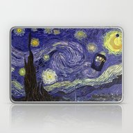 Laptop & iPad Skin featuring Doctor Who 010 by TheTreasure