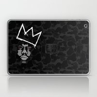 Biggie Basquiat Laptop & iPad Skin