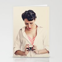 Vintage Photography Stationery Cards