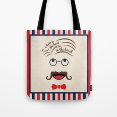 Barbershop Wisdom Tote Bag