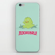 Adoribru! iPhone & iPod Skin