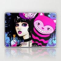 Alice Returns to Wonderland Laptop & iPad Skin