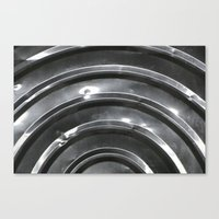 Shiny Objects Canvas Print