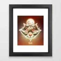 Kwietosh (Exclusive) Framed Art Print
