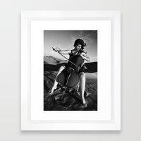 Music in Time Framed Art Print