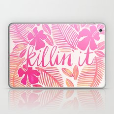 Killin' It – Pink Ombré Laptop & iPad Skin
