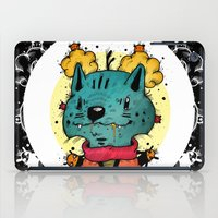 Wolfy (Color Version) iPad Case