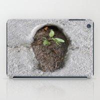 GREEN-1 iPad Case
