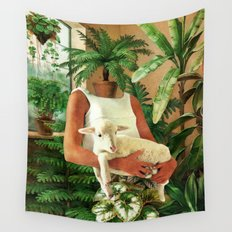 Icelandic Life Wall Tapestry