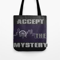 Accept the Mystery Tote Bag