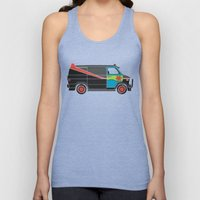 The Mess Up At The Body … Unisex Tank Top