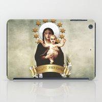 SAINT PHRENIA iPad Case