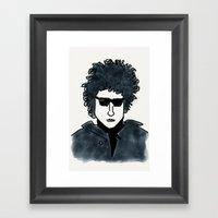 Bob T Framed Art Print